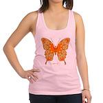 Jewel Butterfly Racerback Tank Top