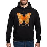 Jewel Butterfly Hoodie (dark)