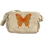 Jewel Butterfly Messenger Bag