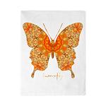 Jewel Butterfly Twin Duvet