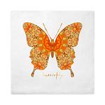 Jewel Butterfly Queen Duvet