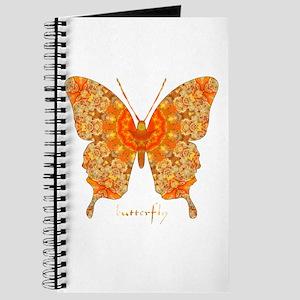 Jewel Butterfly Journal