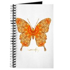Jewel Butterfly Journal