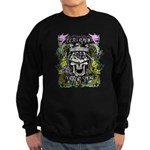 The Ecto Radio Horror Show Sweatshirt (dark)