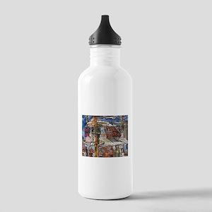 Philadelphia Pats CheeseSteak Stainless Water Bott