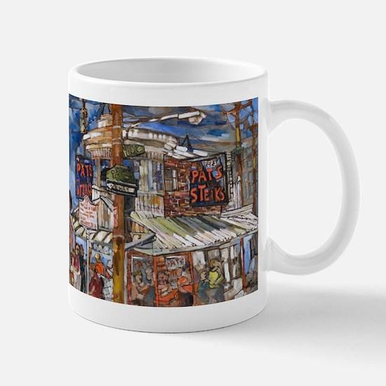 Philadelphia Pats CheeseSteak Mug