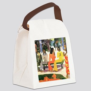 Paul_Gauguin Canvas Lunch Bag