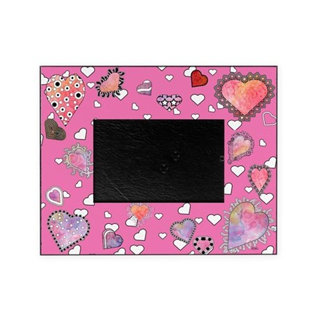 lots of Hearts Picture Frame