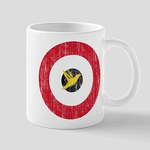 Trinidad and Tobago Roundel Mug