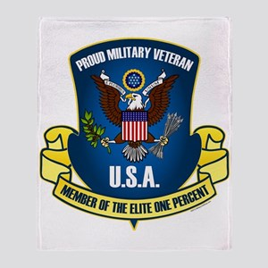Elite One Percent Throw Blanket