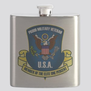 Elite One Percent Flask