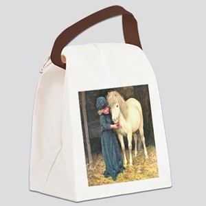 My Pony Canvas Lunch Bag