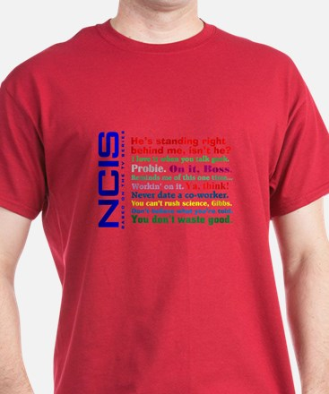 NCIS Quotes T-Shirt