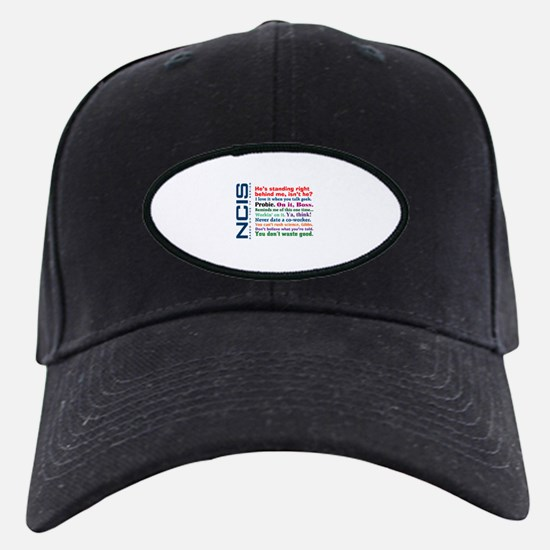 NCIS Quotes Baseball Hat