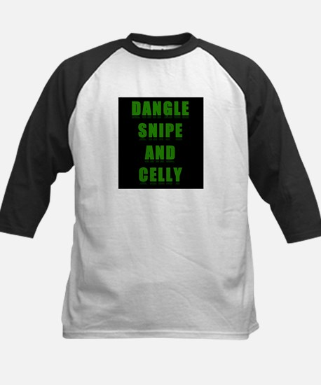 Dangle Snipe and Celly Kids Baseball Jersey