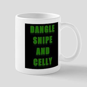 Dangle Snipe and Celly Mug