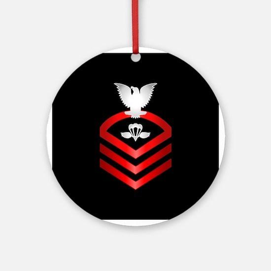 Navy Chief Aircrew Survival Equipmentman Ornament