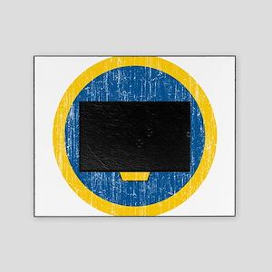 Sweden Roundel Picture Frame