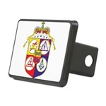 York Rite Shield Rectangular Hitch Cover