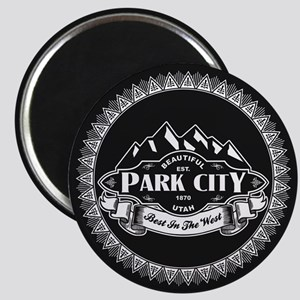 Park City Mountain Emblem Magnet