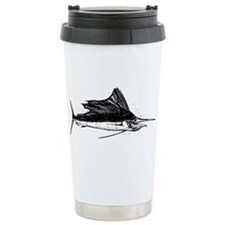 Sailfish 16 oz Stainless Steel Travel Mug