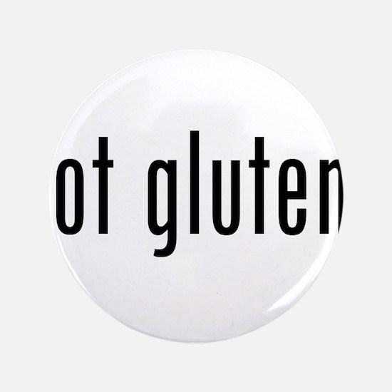 "Got Gluten? 3.5"" Button"