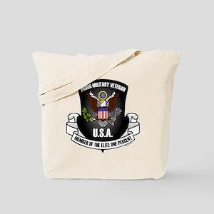 Elite One Percent Tote Bag