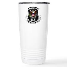Elite One Percent Stainless Steel Travel Mug