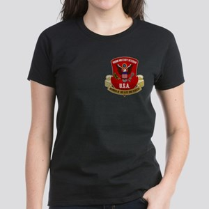 Elite One Percent Women's Dark T-Shirt
