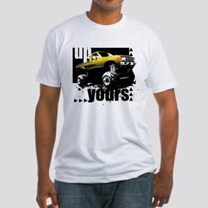 toyota2a Fitted T-Shirt