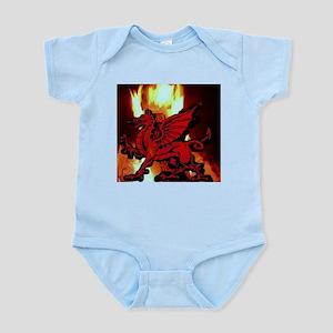 Creative Differences Dragon Infant Bodysuit