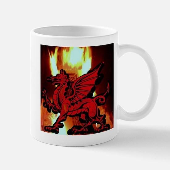 Creative Differences Dragon Mug