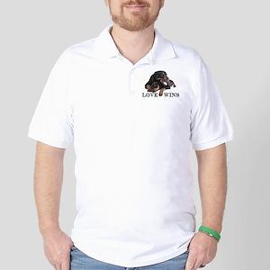 Rottie Golf Shirt