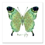 Viable Butterfly Square Car Magnet 3