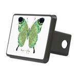 Viable Butterfly Rectangular Hitch Cover