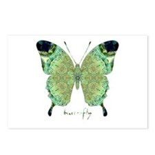 Viable Butterfly Postcards (Package of 8)