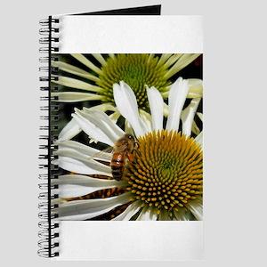 Bee on a Daisy Journal