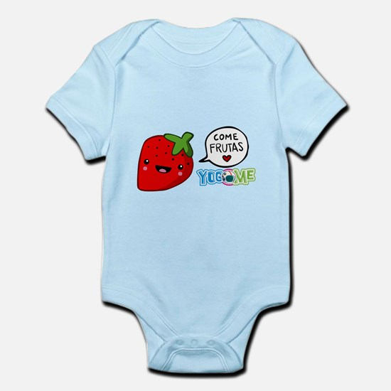 Fresa By Yogome Infant Bodysuit