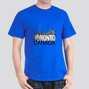 Toronto Skyline Dark T-Shirt
