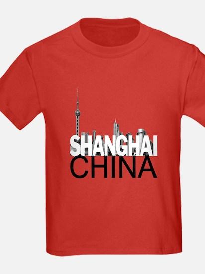 Shanghai Skyline T