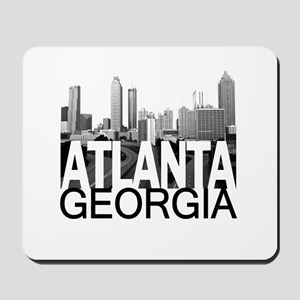 Atlanta Skyline Mousepad