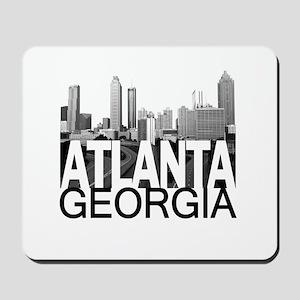 Atlanta Skyline Mousepad