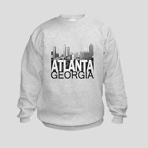 Atlanta Skyline Kids Sweatshirt