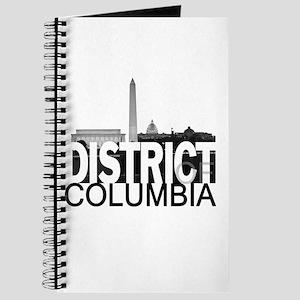 District of Columbia Skyline Journal