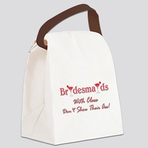 BRIDESMAIDS... Canvas Lunch Bag