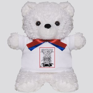 """""""BICYCLE BUILT FOR TWO"""" Teddy Bear"""