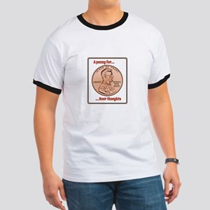 Penny For Thoughts Ringer T