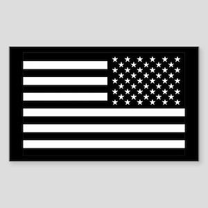 MilFlag Sticker (Rectangle)