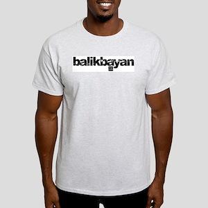 Balikbayan Ash Grey T-Shirt
