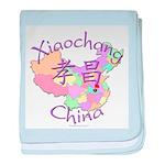 Xiaochang China baby blanket